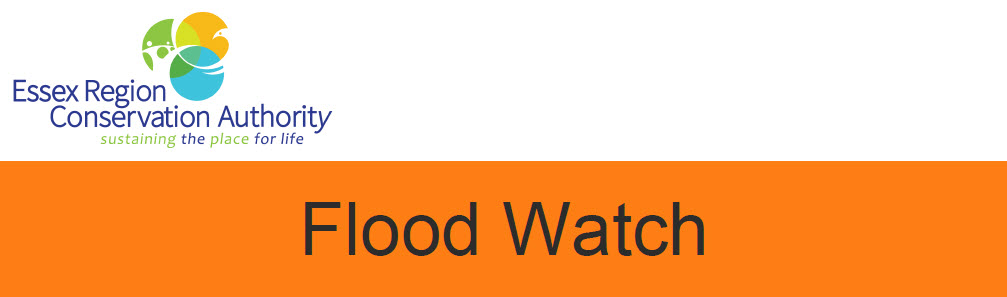 Essex Region Conservation Authority Flood Watch
