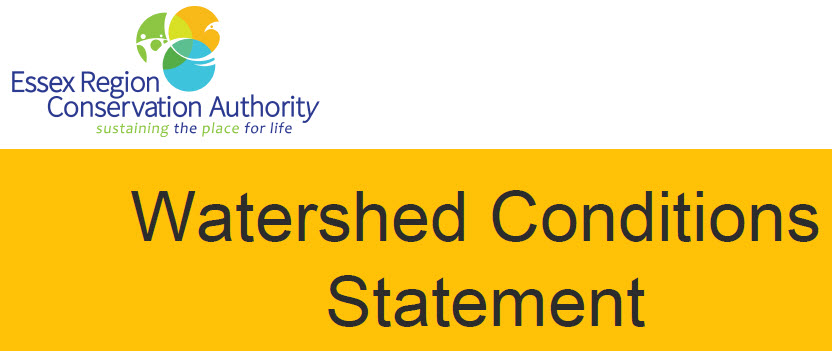ERCA Watershed Conditions