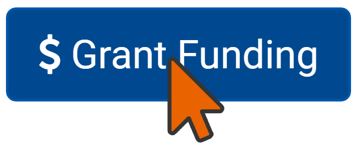 Grant  funding with red  arrow