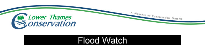 Lower Thames Valley Conservation Authority Flood Watch